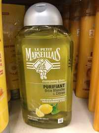 Le petit marseillais - Purifiant - Shampooing doux