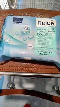 Balea - Erfrischende reinigungstücher 3 in 1