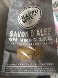 ALEPPO HOME CO. - Savon d'alep