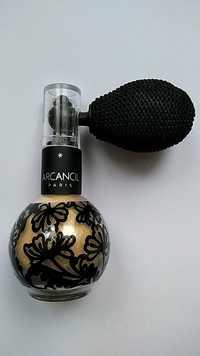 ARCANCIL - Parisian spray - Paillettes - 800 noir