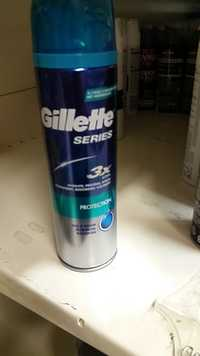 GILLETTE - Series - Gel à raser