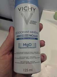 VICHY - Déodorant minéral sans sels d'aluminium 48h