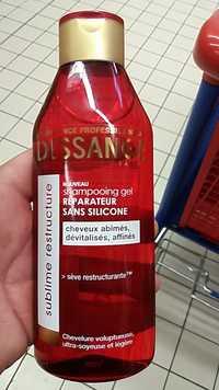 DESSANGE PARIS - Shampooing gel réparateur sans silicone