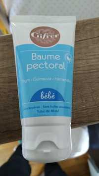 Gifrer - Baume pectoral bébé