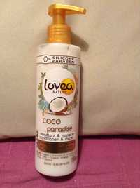 Lovea nature - Coco paradise - Démêlant & masque