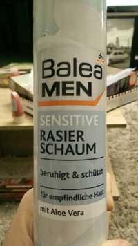Balea - Men - Sensitive rasierschaum