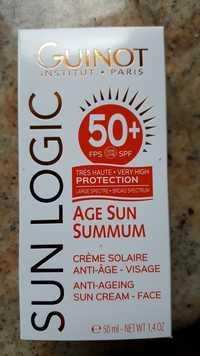 Guinot - Sun logic - Age sun summum