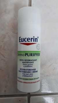 Eucerin - Dermo purifyer - Soin hydratant matifiant