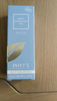 Phyt's - Phyt'sublim eyes - Masque rafraîchissant yeux
