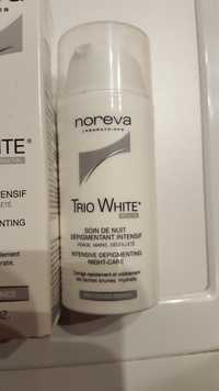 NOREVA - Trio white - Soin de nuit dépigmentant intensif