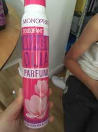 Monoprix - Magnolia - Déodorant 24h