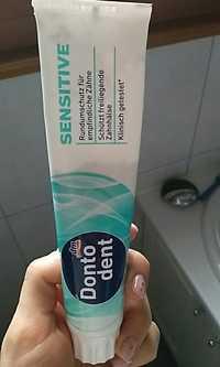 Dm - Dontodent Sensitive - Rundumschutz für empfindliche Zähne