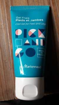 MARIONNAUD - Pick and go - Gel frais pieds et jambes