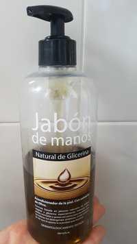 Deliplus - Jabón de manos - Natural de glicerina