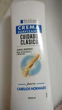Deliplus - Crema suavizante - Cuidado clasico