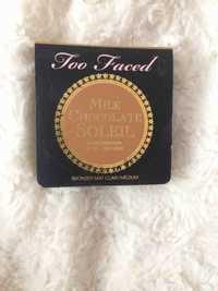 TOO FACED - Bronzer mat clair/médium