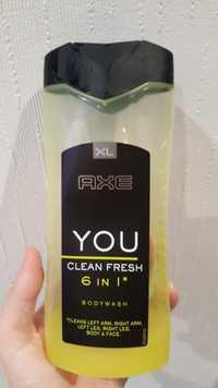 AXE - You clean fresh 6 in 1 - Bodywash