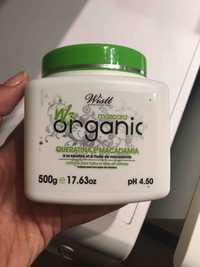 WISTT - W3 organic - Mascara de queratina e macadamia