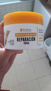 Deliplus - Nutri keratina - Mascarilla reparación total