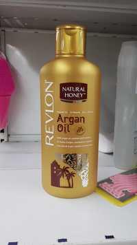 Revlon - Natural honey argan oil - Gel douche