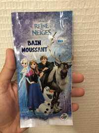 Disney - La reine des neiges - Bain moussant