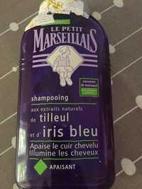 LE PETIT MARSEILLAIS - Shampooing aux extraits naturels de tilleul et d'iris bleu