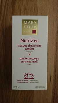 MARY COHR - Nutrizen - Masque d'essences confort