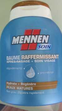 MENNEN - Soin - Baume raffermissant après-rasage + soin visage