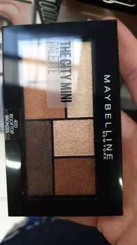 Maybelline - The city mini palette 400 rooftop bronzes