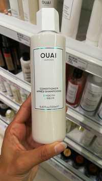 OUAI - Lisser - Après-shampooing