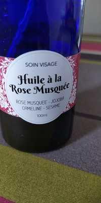 Louise émoi - Soin visage - Huile à la rose musquée