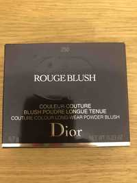 DIOR - Rouge blush couleur couture 250