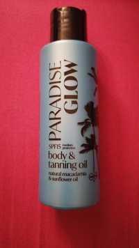 ORANGE CREATIVES - Paradise glow - Body & tanning oil SPF 15