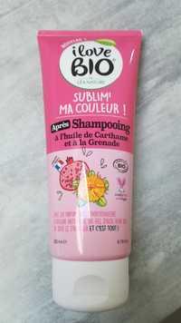 I LOVE BIO - Sublim' ma couleur - Après shampooing