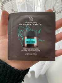 THE BODY SHOP - Himalayan charcoal - Masque purifiant éclat