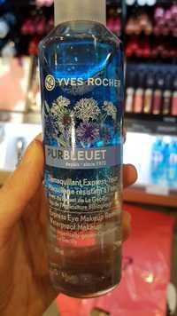 Yves Rocher - Purbleuet - Démaquillant express yeux