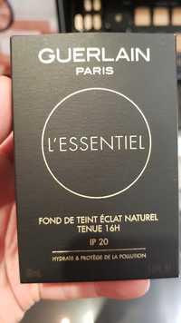 Guerlain - L'Essentiel - Fond de teint éclat naturel tenue 16h IP 20