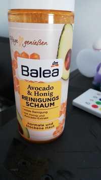 Balea - Avocado & honig - Reinigungschaum