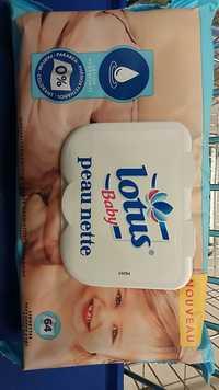 Lotus baby - Peau nette - lingettes