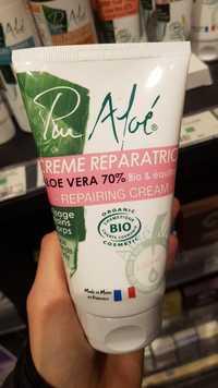 PUR ALOÉ - Crème réparatrice à aloé vera 70%