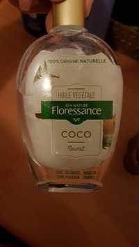 LÉA NATURE - Floressance - Huile végétale coco