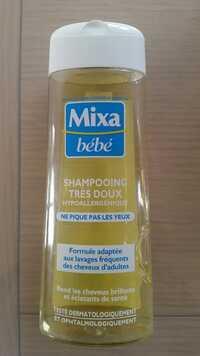 Mixa Bébé - Shampooing très doux hypoallergénique