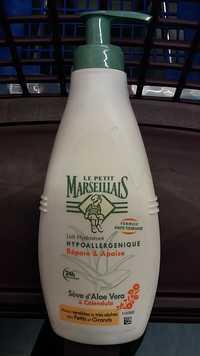 Le petit marseillais - Lait Hydratant Hypoallergénique