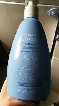 Avène - Eau thermal - Gel lavant corps et cheveux