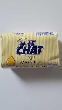 Le Chat - Savon de marseille douceur glycérinée