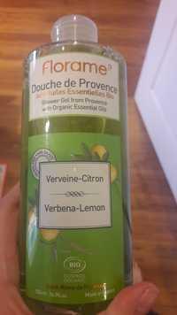 FLORAME - Douche de Provence aux huiles essentielles bio