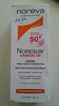 NOREVA - Noresun gradual UV 50+ - Crème très haute protection