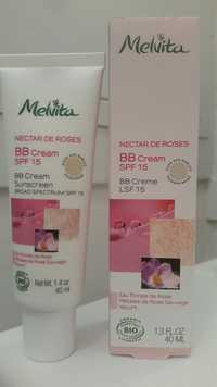 Melvita - Nectar de roses - BB Cream SPF 15