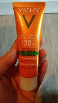 VICHY - Idéal soleil - Soin anti-imperfections spf 30+
