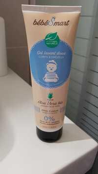 BÉBÉ SMART - Gel lavant doux à l'extrait aloe vera bio